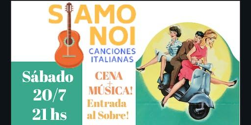 SIAMO NOI - Canciones Italianas