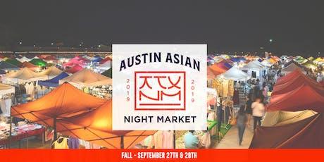 ATX Asian Night Market tickets