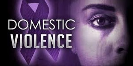 Central Coast Domestic Violence update tickets