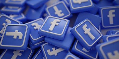 """Curso """"Facebook para jornalistas"""" - Turma 1 ingressos"""