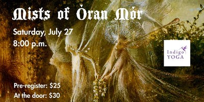 Mists of Òran Mór ~ Into the Faerielands ~
