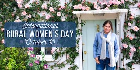 International Rural Women's Day 2019 tickets