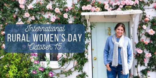 International Rural Women's Day 2019