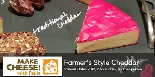 Farmer's Style Cheddar
