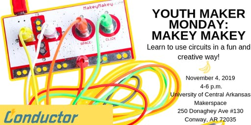 Youth Maker Monday: Makey Makey