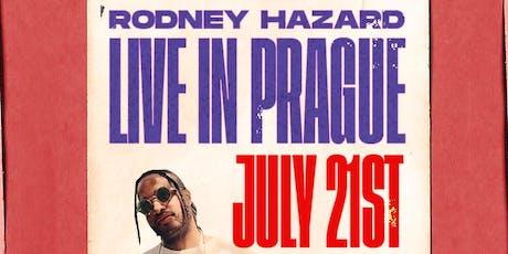 Rodney Hazard (USA) Live at M1 Lounge tickets