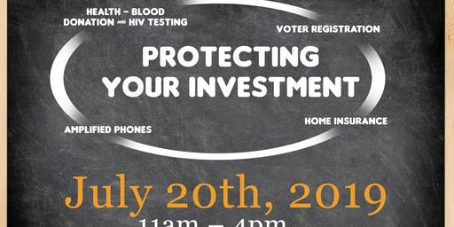 Protecting Your Investment - Health & Home