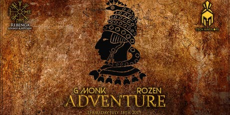 Rebenga & Tech Warriors present: Adventure tickets
