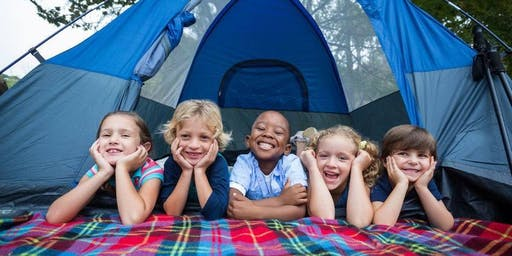 Back to School Family Camping Night