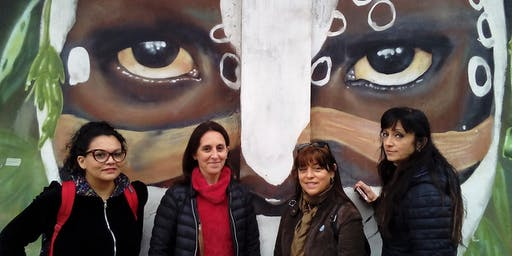 Miércoles de Walking Tour Coghlan: arte urbano, paz suburbana