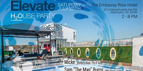 Elevate Rooftop Vibes (Pool Party) tickets