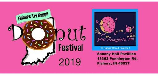 Fishers Tri Kappa Donut Festival 2019
