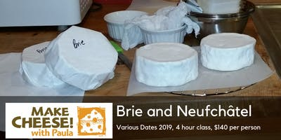 Brie and Neufchâtel
