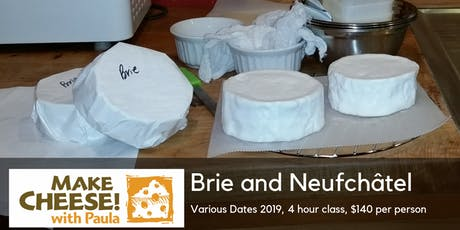 Brie and Neufchâtel tickets