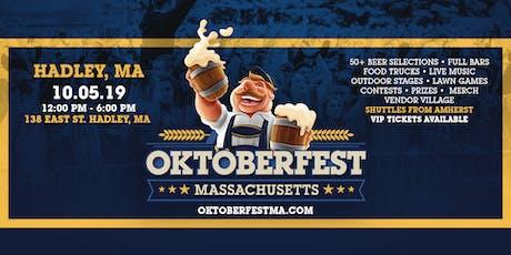 Oktoberfest Amherst 2019 tickets