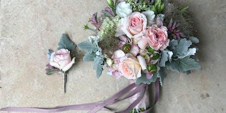 Bridal Blooms Workshop & Arbour Masterclass using Foam Free techniques tickets