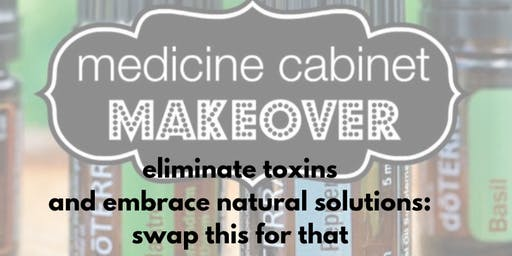 Medicine Cabinet Makeover: Swith this for that
