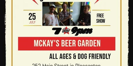 John Rybak + Friends at McKay's Taphouse & Beer Garden tickets
