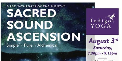SACRED SOUND ASCENSION   Simple~Pure~Alchemical