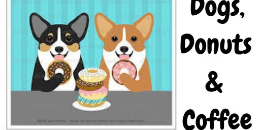 Dogs, Donuts & Coffee at the Como Lake Bark Park Site