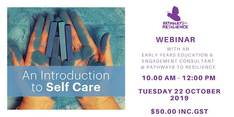 Webinar: An Introduction to Self Care tickets