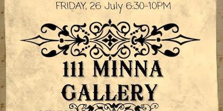 John Rybak + Friends at Minna Gallery tickets