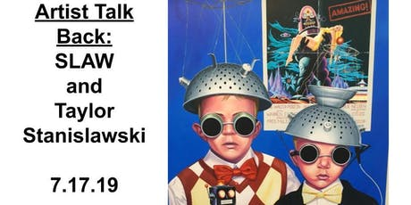 The Future of Our Past: An Artist Talkback with SLAW & Taylor Stanislawski tickets
