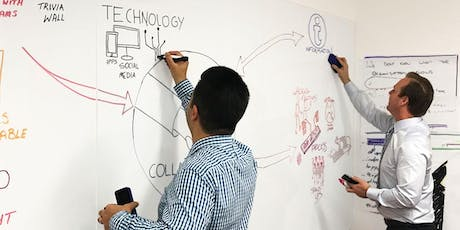 Graphic Facilitation Workshop - 'Become a Whiteboard Ninja' - Brisbane tickets