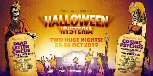 Halloween Hysteria 2019
