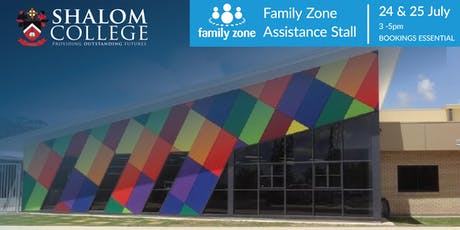 Shalom Catholic College - Family Zone Assistance Stall tickets