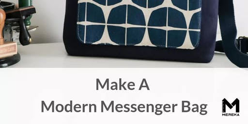 M.Y.O. Messenger Bag With Lyn
