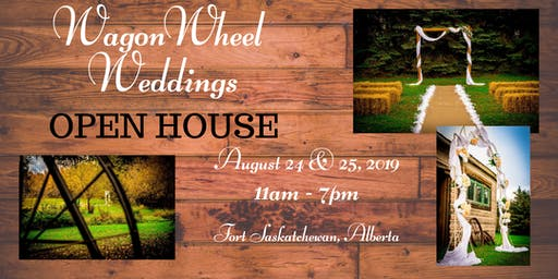 WagonWheel Weddings Open House