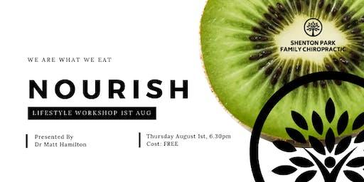 NOURISH - Lifestyle Workshop