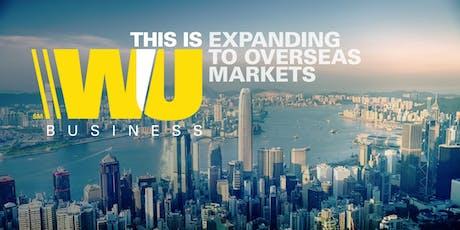 如何善用融資、科技及外匯服務來拓展海外市場 tickets