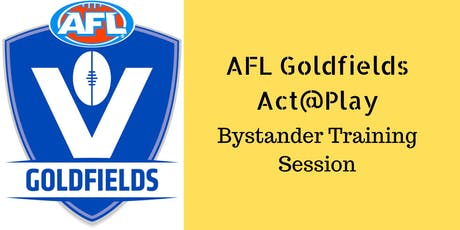Act@Play Bystander Training tickets