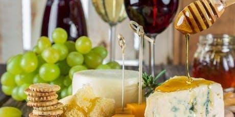 "Kiwiana's ""Wine & Cheese"" Exhibition Tasting (Episode 1, 2019) tickets"