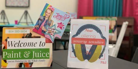 JoJo Siwa Paint Experience  tickets