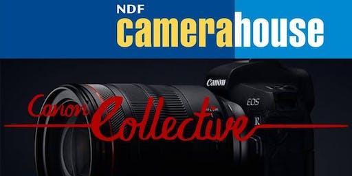 NDF Camera House Portrait Workshop
