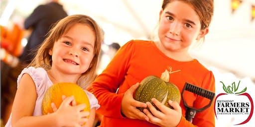 Piedmont Farmers Market Fall Festival