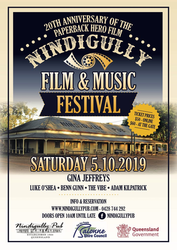 Image result for nindigully film and music festival