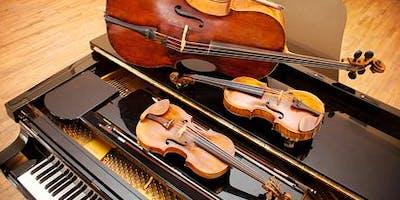 White Oak Ensemble House Concert (Katy, TX)