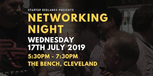 Startup Redlands - Networking Night 17 July 2019