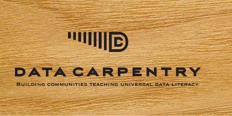 Genomics Data Carpentry - Auckland tickets
