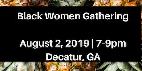 Black Women Gathering tickets