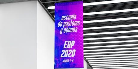 Escuela De Pastores Y Obreros 2020 tickets