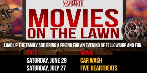 Movies on the Lawn Presents Five Heartbeats