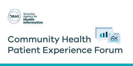 Community Health Patient Experience Forum tickets