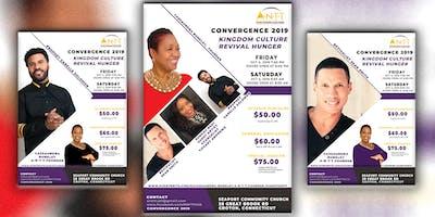 Convergence 2019: KINGDOM CULTURE REVIVAL HUNGER