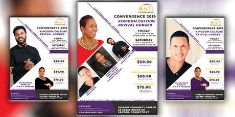 Convergence 2019: KINGDOM CULTURE REVIVAL HUNGER tickets
