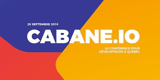 Cabane.io - September 2019